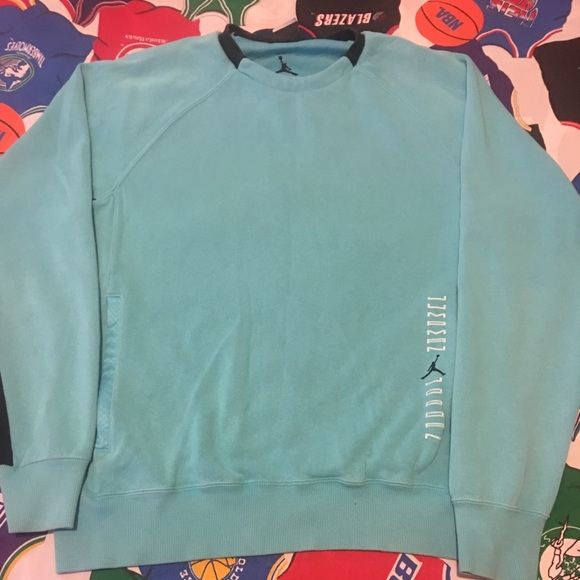 ee69c061ffd5 Jordan Other - Jordan retro 11 gamma blue sweatshirt